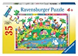 Picnic Party 35 Piece Puzzle