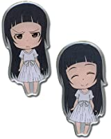 Sword Art Online Anime S.A.O. Happy & Angry Yui Pin Set