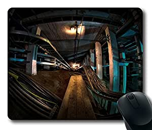 Underground Cables Mouse Pad Desktop Laptop Mousepads Comfortable Office Mouse Pad Mat Cute Gaming Mouse Pad