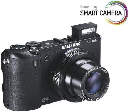 Samsung EX2F - Cámara Digital de 12.4 MP (Pantalla de 3