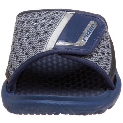 Blue Rider Navy Blue Navy Comfort Velcro Mens Velcro Slide Comfort Slide Rider Mens wPwrxSIa