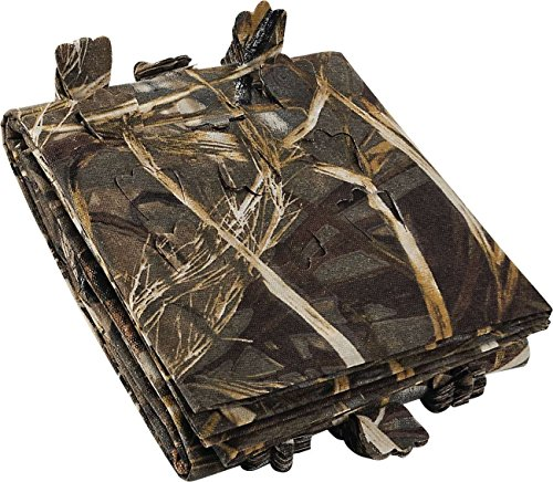 Camo Omnitex Blind Material for Duck Blinds - Realtree MAX-4 Camo (54