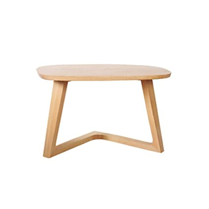 Amazon.com: YONGLIANGgy Pure Solid Wood Simple Small Coffee Table ...