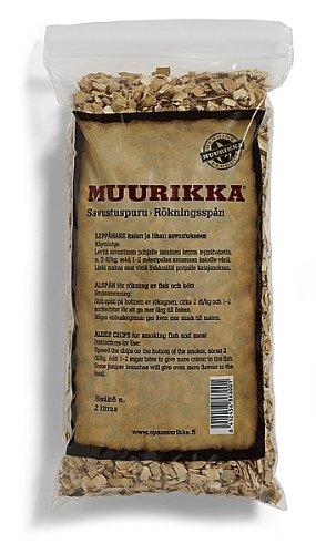 Muurikka Copeaux de fumage d'aulne 2l Opa Muurikka Ltd TO6863