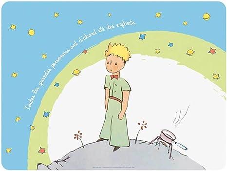 Petit Jour Paris el principito Juego de mesa azul: Amazon.es: Bebé