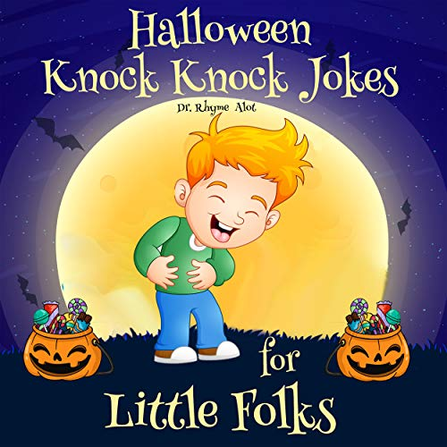 Halloween Knock Knock Jokes for Little
