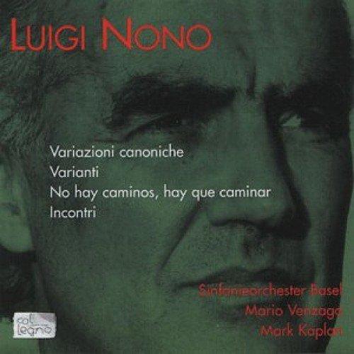 Venzago/ SO Basel/ Kaplan Variazioni Canoniche/+ Symphonic Music