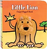 Little Lion: Finger Puppet Book (Little Finger Puppet Board Books)