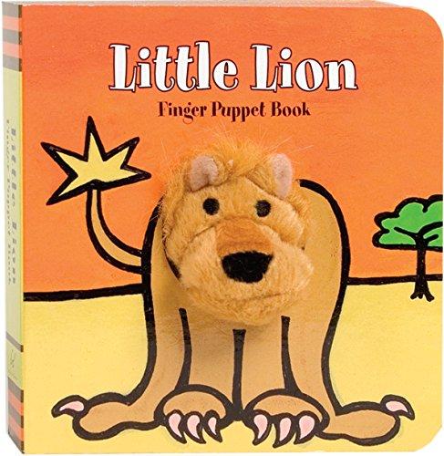 Little Lion Finger Puppet Board product image