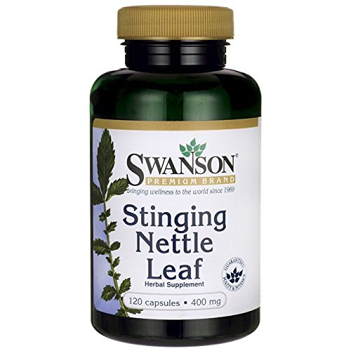 Swanson Stinging Nettle Leaf Caps product image