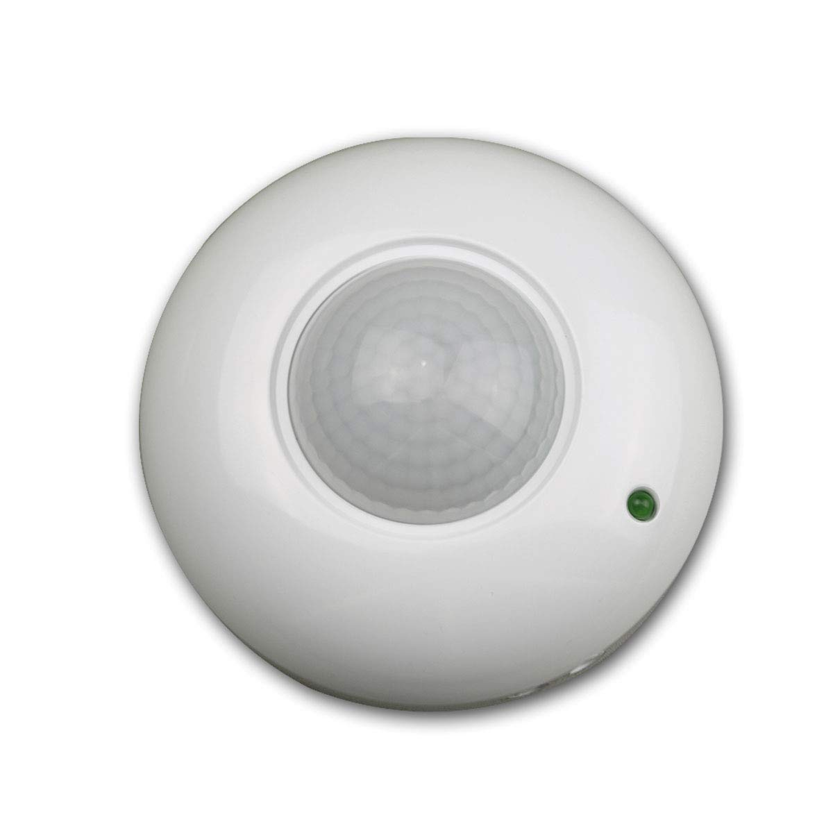 Movement Sensor 360 deg 220-240V 1200W IP Rating 20 Kanlux ZONA White PIR Motion