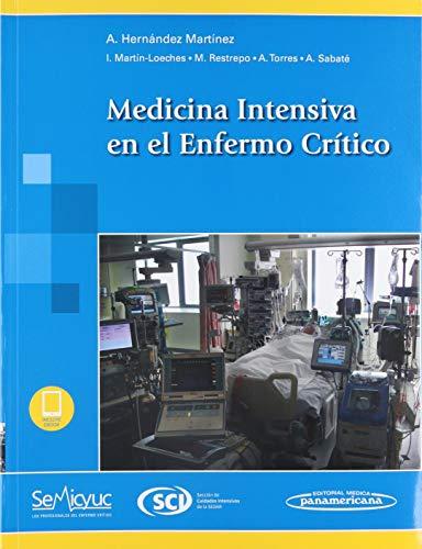 Medicina Intensiva en el Enfermo Crítico por Hernández Martínez, Alberto