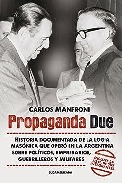 Propaganda Due (Spanish Edition)