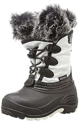 Amazon.com   Kamik Powdery Winter Boot (Toddler/Little Kid