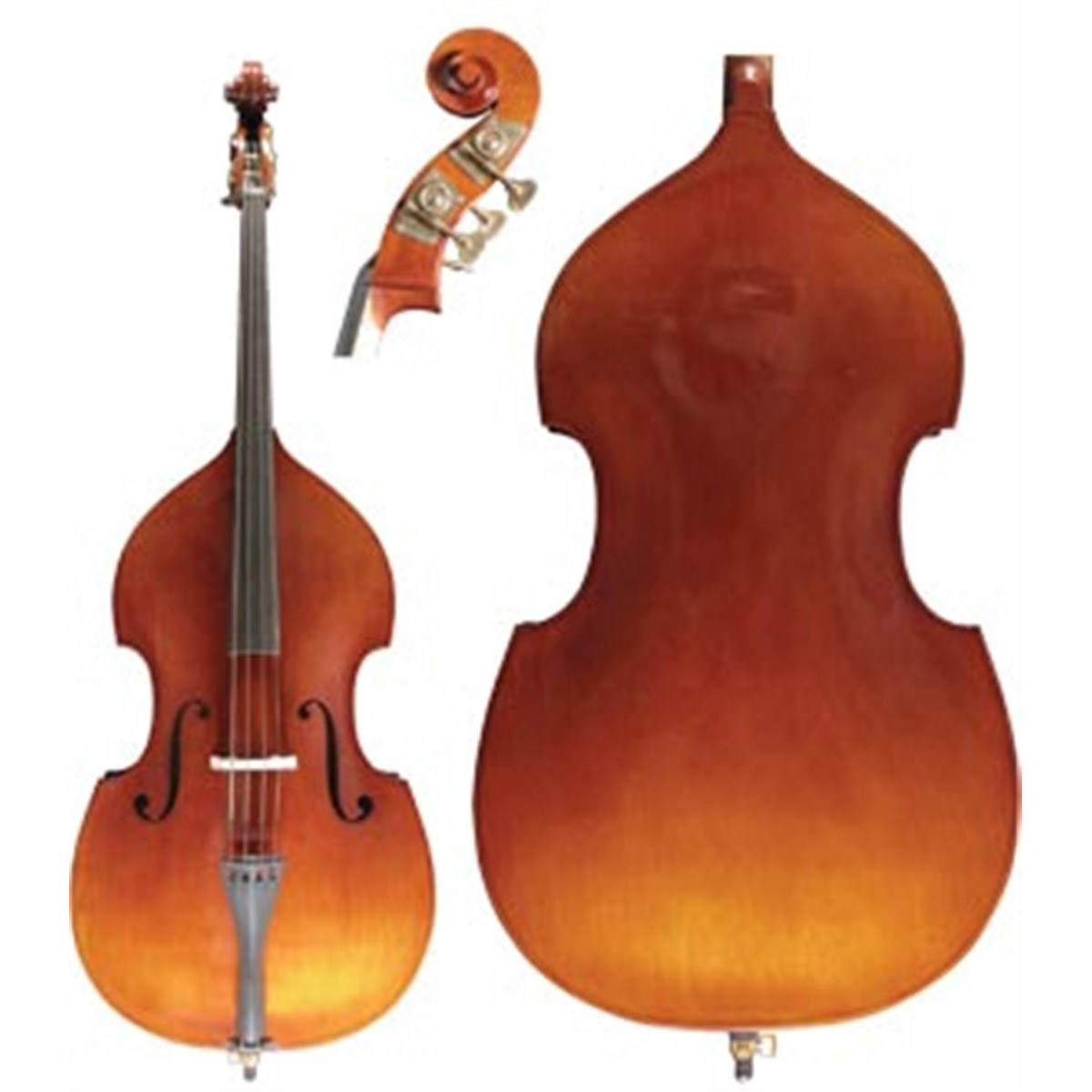 M. Ravel, 4-String Acoustic Upright Bass (BA1001/2) by M. Ravel