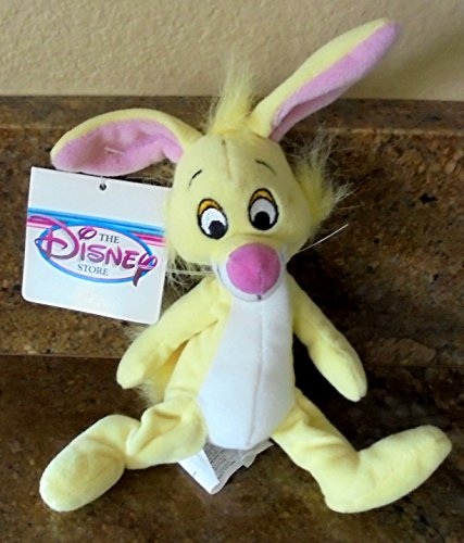 (The Disney Store Yellow Rabbit Plush 7