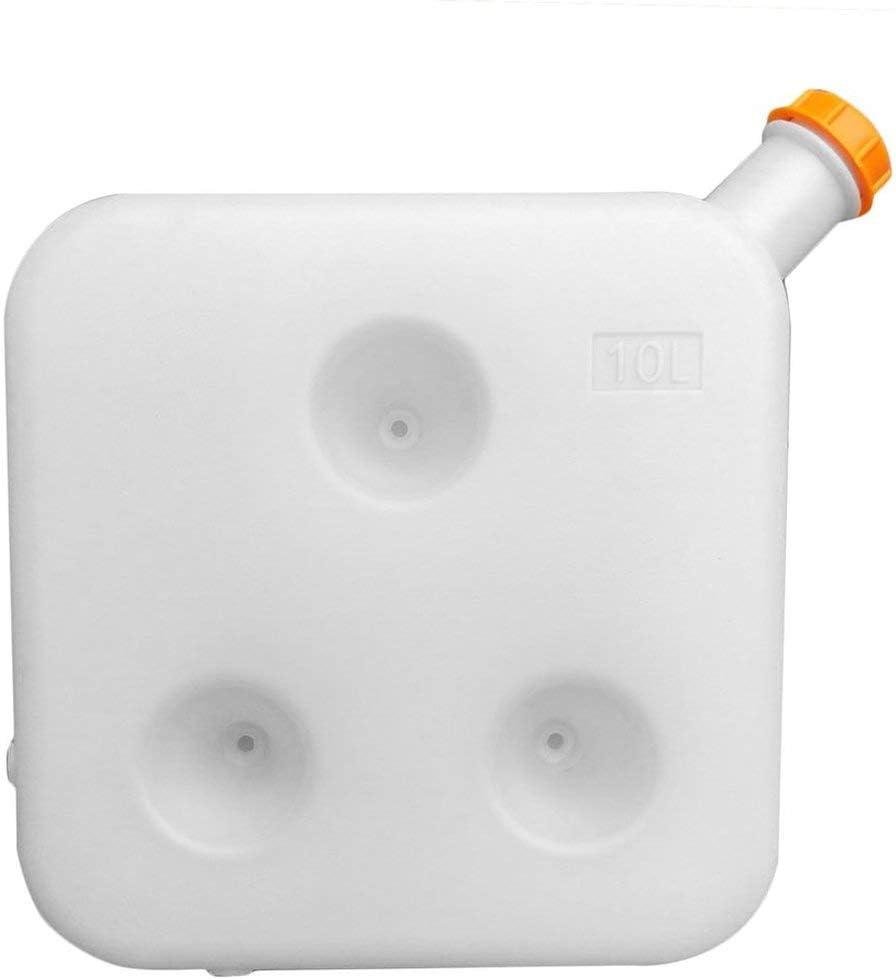 Caja de almacenamiento multifuncional portátil del aceite de la gasolina del tanque de combustible plástico universal para el calentador del estacionamiento del aire del barco del camión del coche