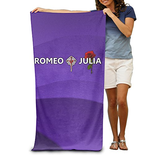 ^GinaR^ 300g Romeo And Juliet Absorbent Luxury Beach (1968 Romeo And Juliet Costumes)