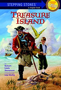 Treasure Island (A Stepping Stone Book(TM)) by [Norby, Lisa]
