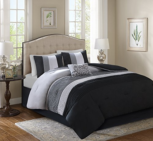 cheap full size comforter set - 1