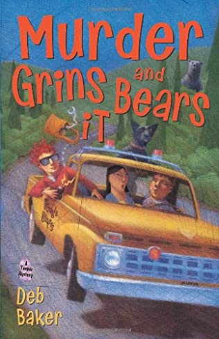 book cover of Murder Grins and Bears It