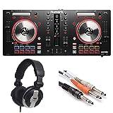Numark Mixtrack Pro 3 | USB DJ Controller with Trigger Pads & Serato