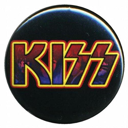 Kiss Button - 2