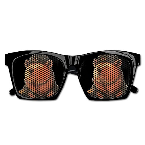 Elephant AN Themed Novelty Bear Police Decoration Visual Mesh Sunglasses Fun Props Party Favors Gift - Discount Oakleys Police