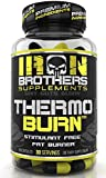 Stimulant Free Fat Burners for Women and Men - Weight Loss - Non Stim Thermogenic Fat Burner - Dietary Supplement - Metabolism Booster with Cayenne Pepper - 30 Day Supply - Keto Friendly