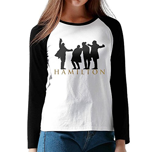 Ahey Girl's Raglan Musical People Performance Tee Black (Khaki Navy Gmt Watch)