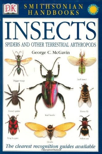 Smithsonian Handbooks: Insects (Smithsonian Handbooks)