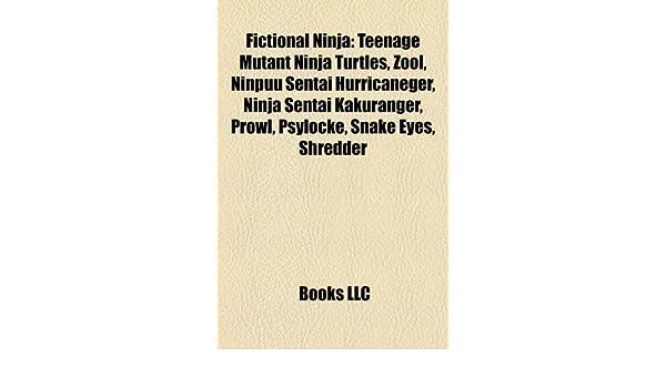 Fictional ninja: Teenage Mutant Ninja Turtles, Zool, Ninpuu ...