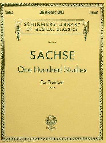 G Schirmer Trumpet (One Hundred Studies for Trumpet)