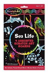 Melissa & Doug Scratch Art Activity Kit ...
