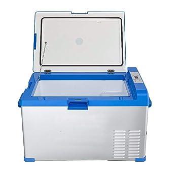 SMEARTHYB Refrigerador del Coche del Congelador del Compresor ...