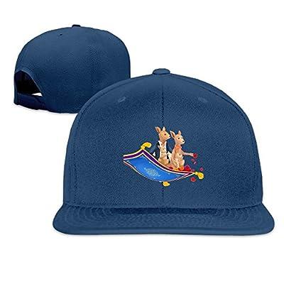KIOJIANM Kangaroo Animals Classic Baseball Caps