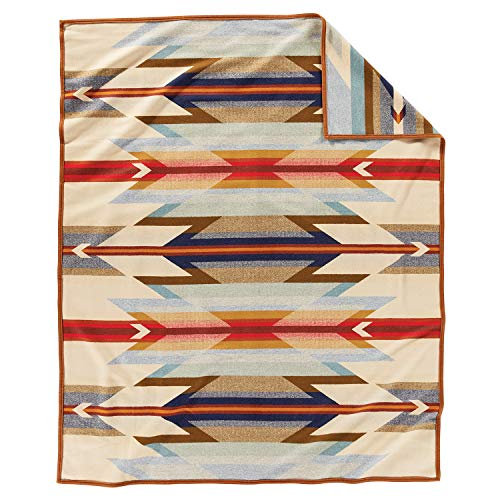 Pendleton Unisex Wyeth Trail Blanket Robe Wyeth Trail One Size