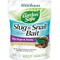Garden Safe 4536 Slug & Snail Bait (HG-4536) (2 lb)