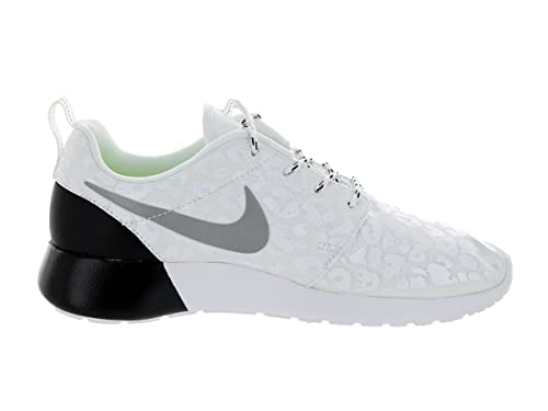 ueaaw Nike Women\'s - Roshe Run Rosher Run Premium *RARE* - White Leopard