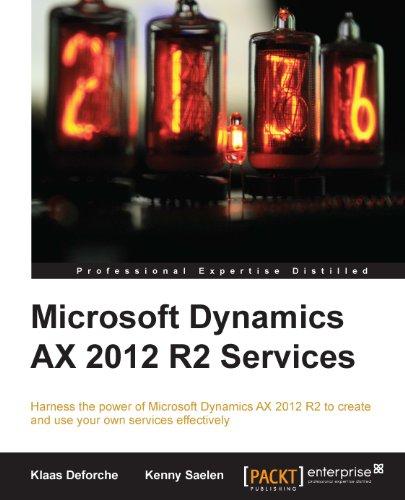 Download Microsoft Dynamics AX 2012 R2 Services Pdf