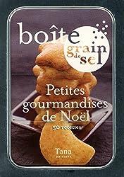 Boîte grain de sel Petites gourmandises de Noël : 50 recettes