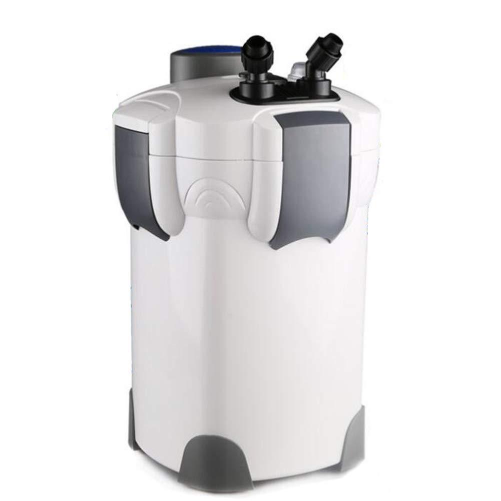 prezzo all'ingrosso e qualità affidabile D@Qyn 3-Stadio Esterno Contenitore Acquario Filtro Filtro Filtro 370GPH Barrel Filtro  prezzi bassi di tutti i giorni