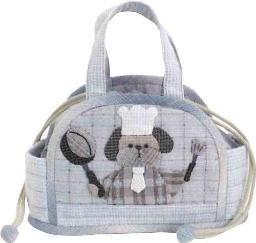House Sac Animal japon Orimupasu s lunch rie chien patchwork kit importation cuisinier de Yx4BXYr