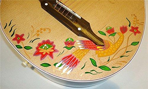 New Nice Ukrainian Folk Classical Acoustic Guitar Kobza Wooden 6st Original, 60 by Trembita (Image #5)