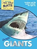 Real World Math Blue Level: Ocean Giants, Wendy Clemson and David Clemson, 1848989016