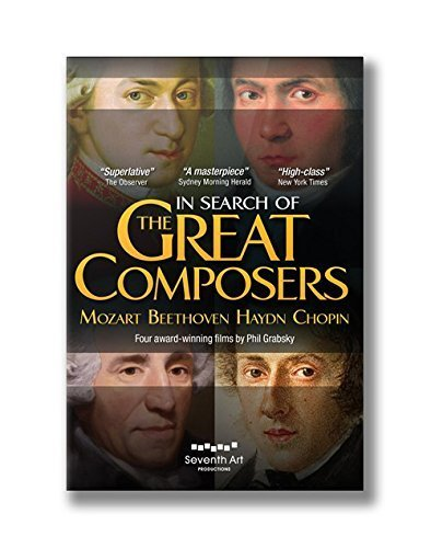 (In Search of the Great Composers [Box Set])