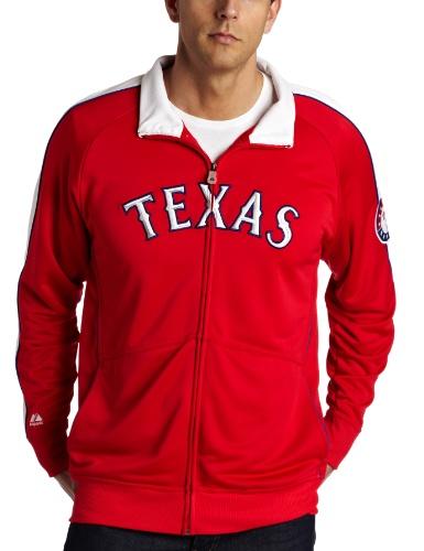 Texas Rangers Profector Raglan Jacket product image