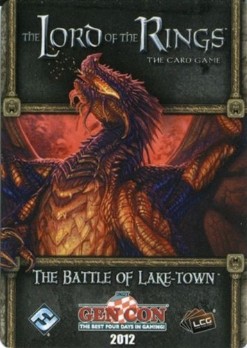 (Lord of the Rings LCG: Battle of Lake-Town Adventure Pack)