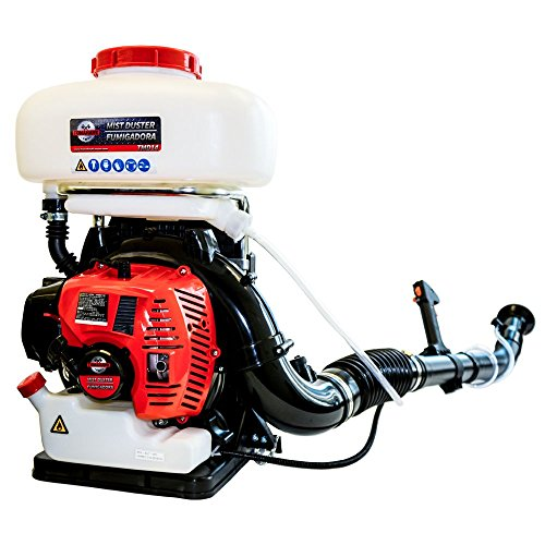 Tomahawk Power 2-Stroke Engine Backpack Sprayer/Duster/Mistblower Zika ()