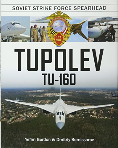 (Tupolev Tu‑160: Soviet Strike Force Spearhead)